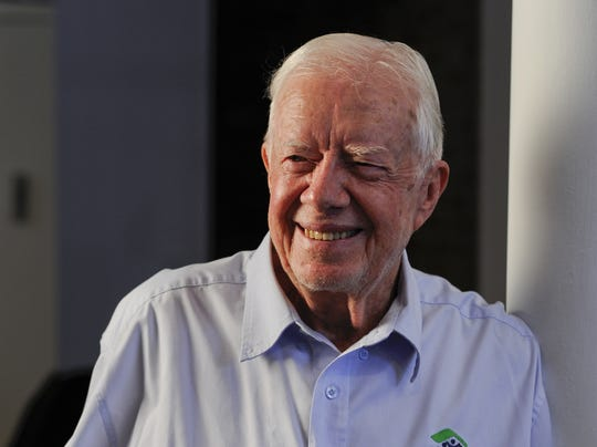 Your Say 1015 Jimmy Carter