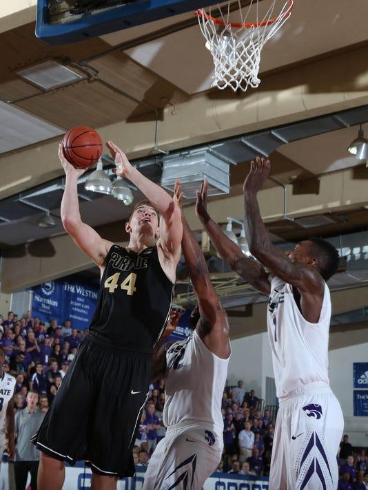 NCAA Basketball: Maui Invitational-Purdue vs Kansas State