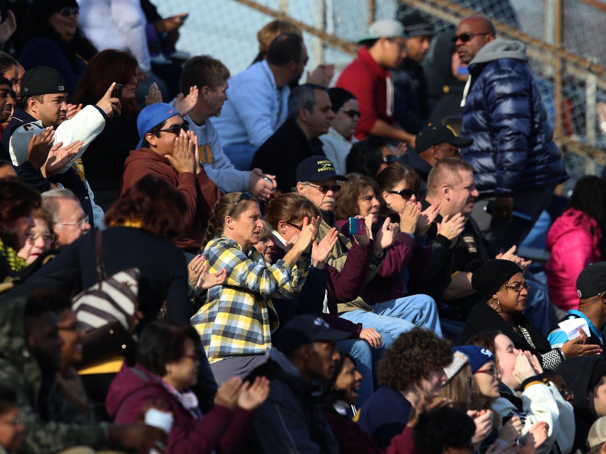 Franklin high school football vs Piscataway at Piscataway Thursday November 26, 2015 photo by Ed Pagliarini