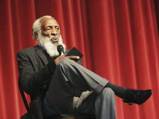 Obit Dick Gregory