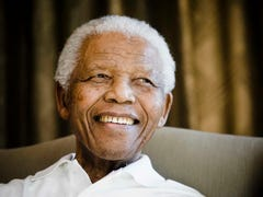 Today in History, May 9: Nelson Mandela chosen as South Africa's first black president