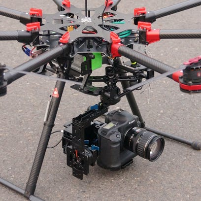 The FAA is looking at new rules that would allow drones