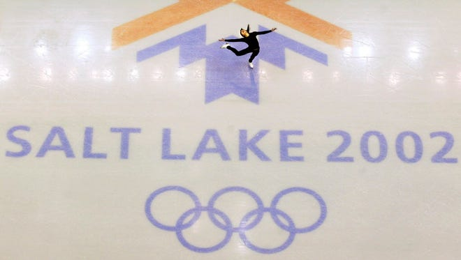 Salt Lake City hosted the Winter Olympics in 2002.