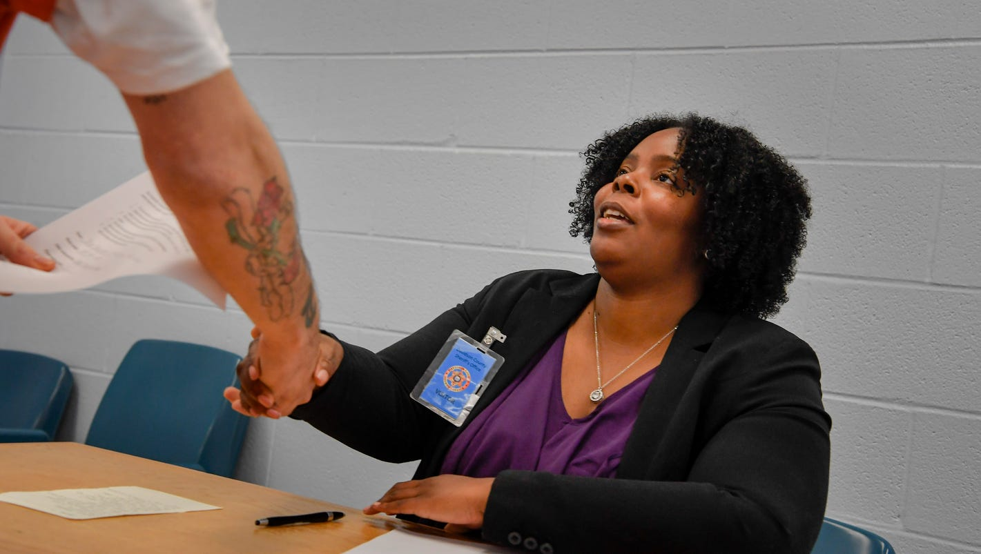 Why one Nashville woman works day and night to get low-income residents out of jail