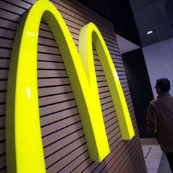 McDonald's soft drinks will soon cost $1