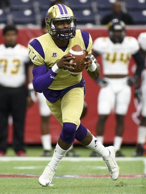 Alcorn State's Lenorris Footman is beginning the season as the program's starting quarterback for the first time.