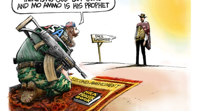 cartoon for June 17, 2016