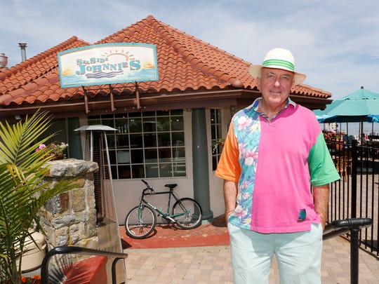 Owner John Ambrose is photographed at Seaside Johnnies June 20, 2014 in Rye.