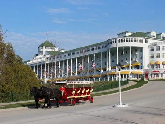The Grand Hotel has the world's longest porch. That attribute alone makes it more than deserving of recognition as one of the 7 Wonders of Michigan. At 660-feet long, this marvel of Gilded Age opulence has held court over manicured lawns and resort-style summer relaxation for more than 125 years.