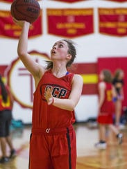 Sarah Barcello is a standout basketball player at Chandler