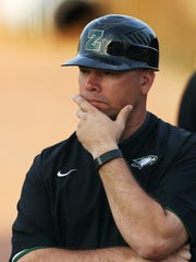 Zionsville coach Jered Moore has quite the arsenal to call on.