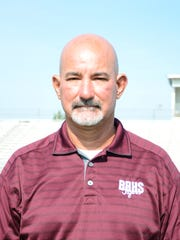 Breaux Bridge head coach Paul Broussard has a career
