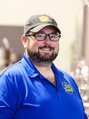 LJ Govoni of Big Storm Brewing Co.