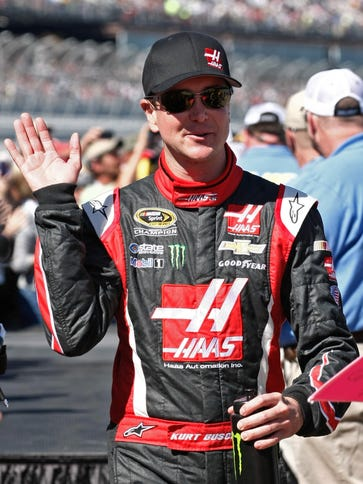 Kurt Busch will not be prosecuted for domestic abuse