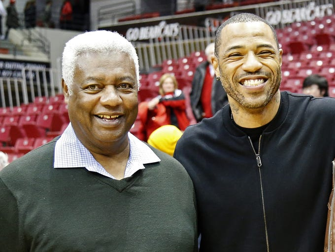 A pair of No. 1 overall draft picks, former Bearcats
