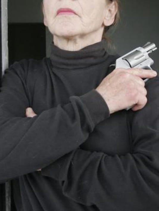 AP NEW ORLEANS GUNS A USA LA
