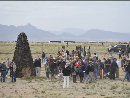 Visitors to the Trinity Site will see the location