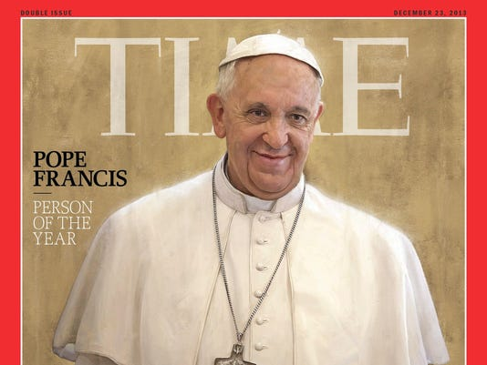 Your Say 1212 Time Pope