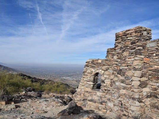Dobbins Lookout hike