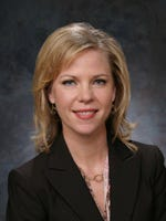 Georgia Van Gundy will work as the new executive director for the Iowa Business Council in Des Moines.