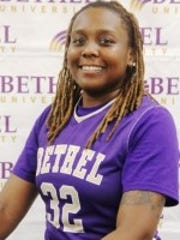 Tayla Foster is one of Bethel's most reliable, experienced