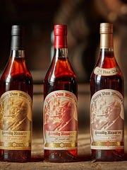 Pappy Van Winkle, a highly-sought Kentucky bourbon from Old Rip Van Winkle Distillery.