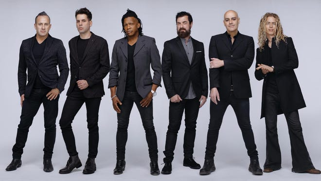 """Newsboys United will present their """"Love One Another"""" tour on Oct. 8 at Evans Towne Center Park. Tickets are on sale now."""