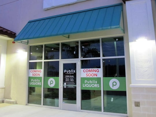 In addition to Publix supermarket, the Neighborhood Shoppes at Orangetree includes a Publix liquor store, a nail salon and a Chinese restaurant on the corner of Immokalee Road and Randall Boulevard in Golden Gate Estates.