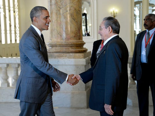 Don't step back on Cuba relations