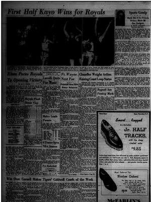 Rochester Times Union, November 1, 1950