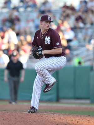 Mississippi State reliever Spencer Price is expected to miss the season, sources said.