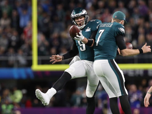 USP NFL: SUPER BOWL LII-PHILADELPHIA EAGLES VS NEW S FBN USA MN