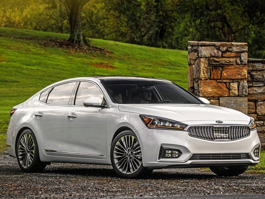 Driving the 2017 Cadenza reveals the car to be well
