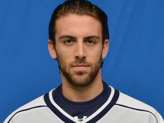 Florida Everblades forward Brant Harris
