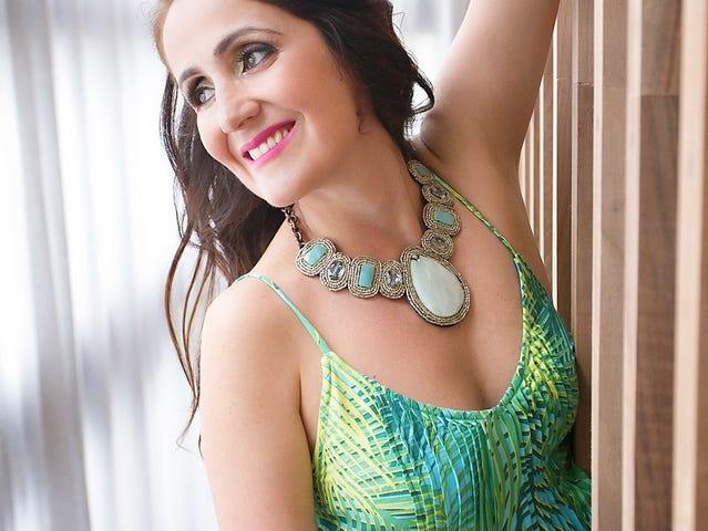 "Juliana Areias and her band will perform songs from her debut CD, ""Bossa Nova Baby,"" at the Bickford Theatre on June 15.  The Brazil-born singer-songwriter will also play original arrangements of bossa nova classics such as ""The Girl from Ipanema."""