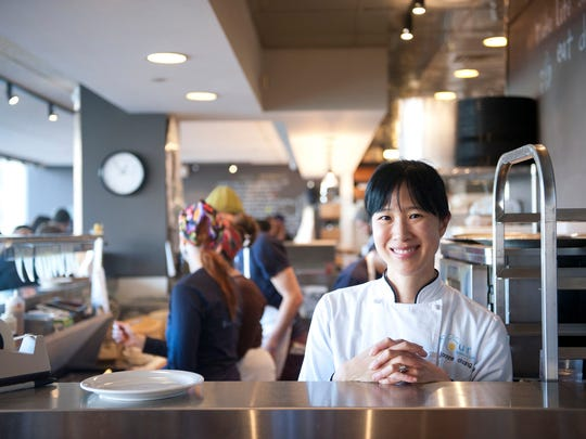 Joanna Chang is the chef-owner of Flour Bakery + Cafe in Boston. She is a wizard of baking, and her banana bread is no exception.
