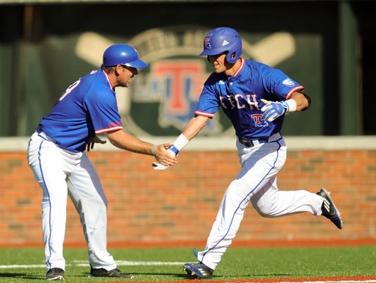 Bulldog baseball vs UTA