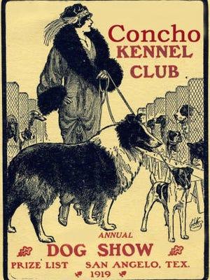 Concho Kennel Club.