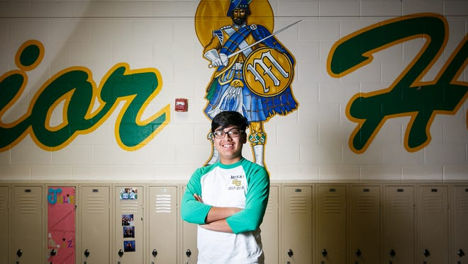 McKay High School senior Raul Marquez is getting substantial backing from a $100,000 grant from the United Way of the Mid-Willamette Valley for his plan to create a youth homeless shelter.