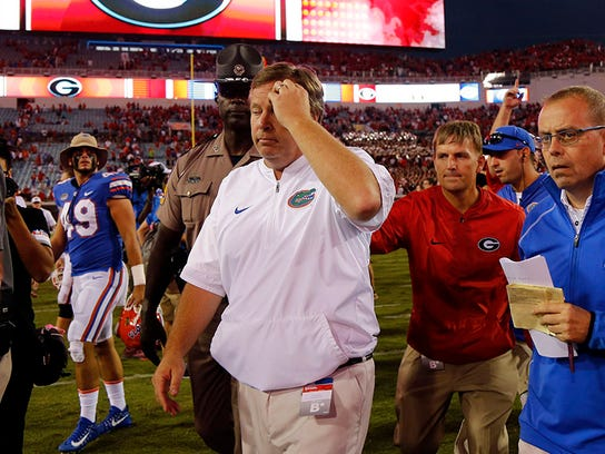 Jim McElwain was let go as Florida's coach on Sunday. Already Matt Campbell's name is appearing on the media's candidates list for the opening.