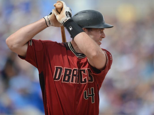 MLB: Spring Training-Arizona Diamondbacks at Kansas City Royals