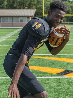 Loreauville's Zy Alexander is one of the top returning quarterbacks in the Acadiana area.