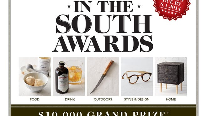 The Made in the South contest is seeking artisans who make unique  products in the food, drink, outdoors, style and design or home.,