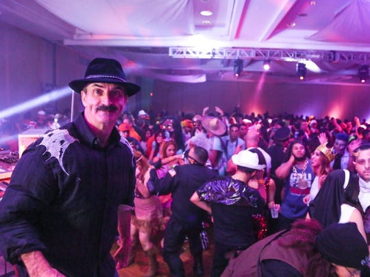 BB's 31st annual Halloweekend Bash at the Hard Rock