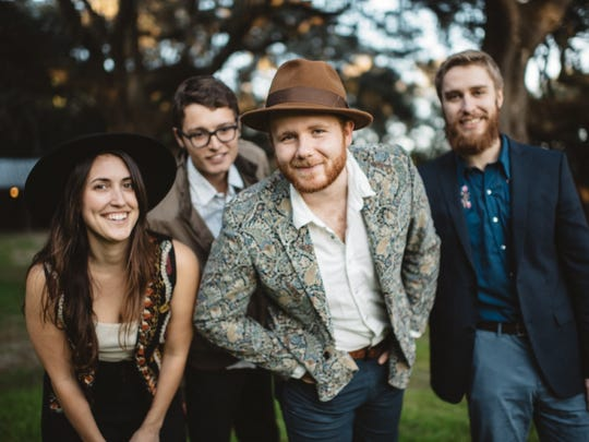The High Divers come from Charleston to Greenville for a night at Gottrocks.