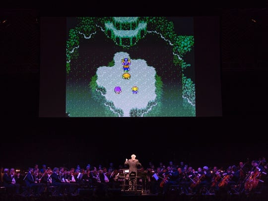 """Distant Worlds"" celebrates the 30-year history of the ""Final Fantasy"" video game franchise."