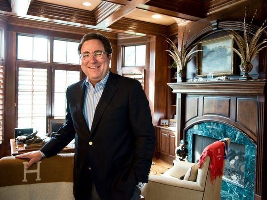 Real estate investor Tom Smith co-founded Smith/Hallemann