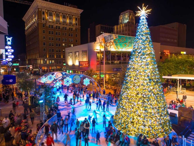 CitySkate begins its seven-week run in Phoenix with