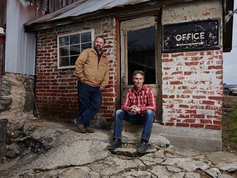 'American Pickers' is coming to South Dakota, and wants to look through your stuff