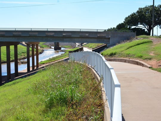 The Wichita Falls Circle Trail winds through the city often following bodies of water. The City received three grants in 2017, which will help build three more sections of the 25-mile trail, which runners, walkers and bicyclists use. Another $2.3 million-section of trail was approved Tuesday which is 80-percent funded by TxDOT grants and 20 percent from the 4B Sales Tax Corporation.